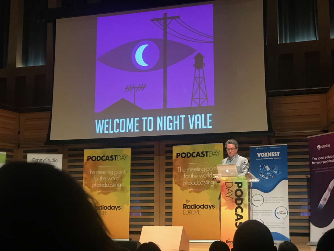 Que retenir du London Podcast Festival
