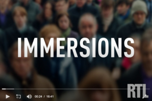 """Immersions"" PODCAST RTL : la reconstruction de Notre Dame de Paris"
