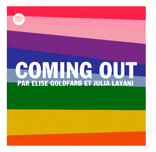 "Spotify (re)fait son ""Coming-out"""