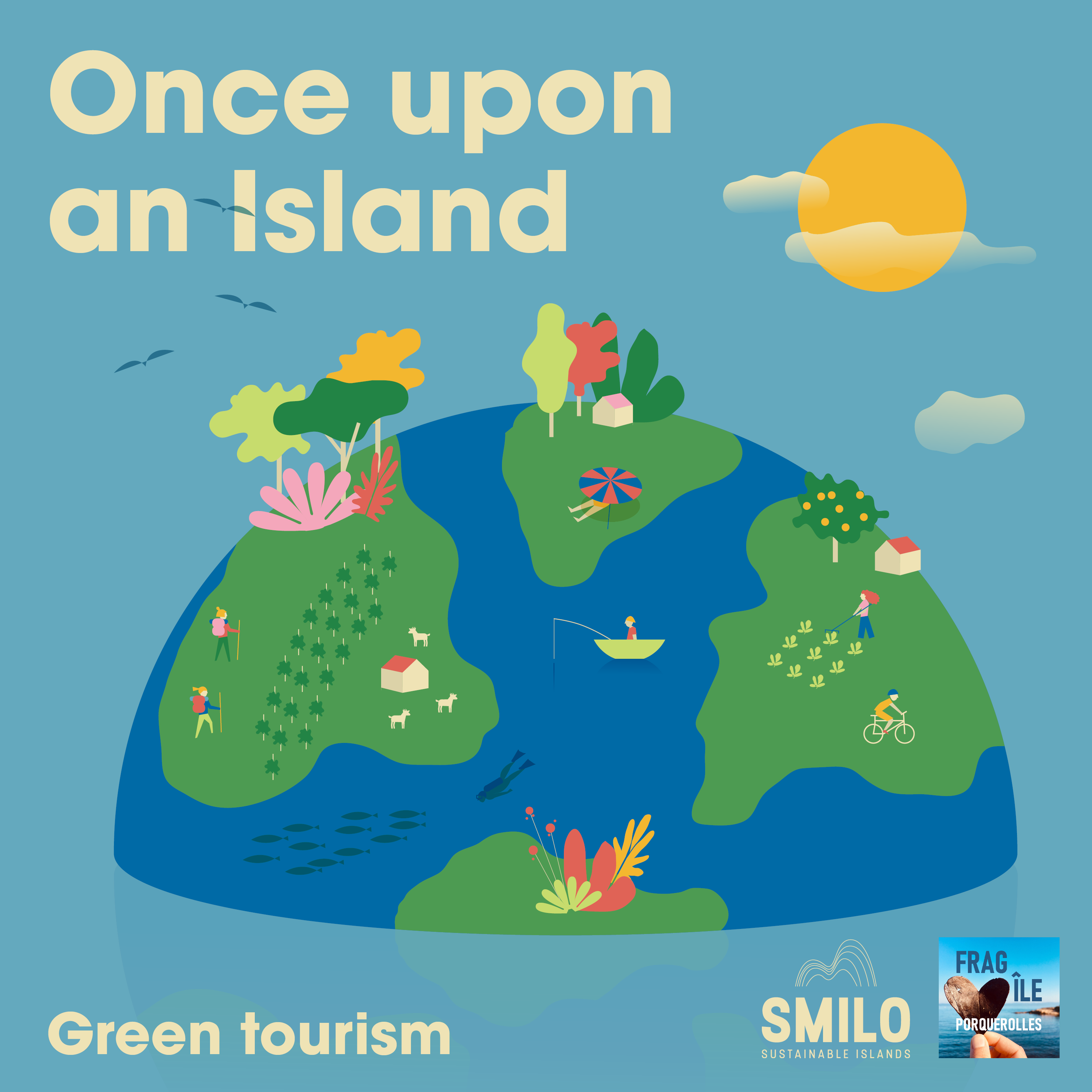 Rencontres insulaires : Once Upon An Island