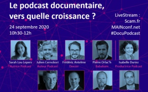 Le podcast documentaire : vers de nouveaux accords !