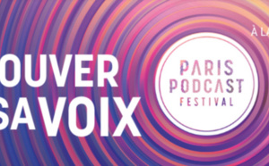 Radio France remettra un prix lors du Paris Podcast Festival