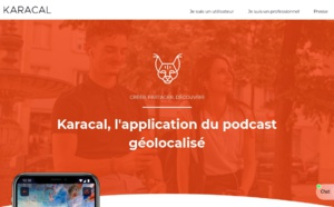 Karacal : l'appli podcasts de la culture participative !