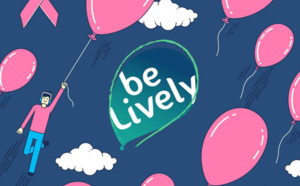 "Be Lively se bat contre le ""Sacro Sein Cancer"""